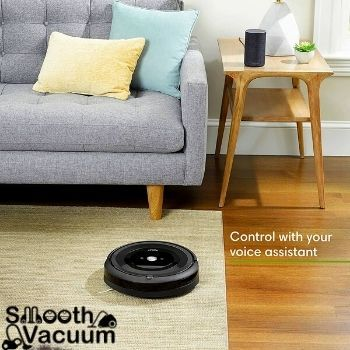 Roomba E5 vs E6