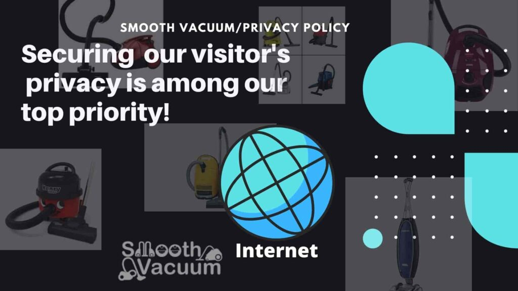 Smooth Vacuum Privacy Policy