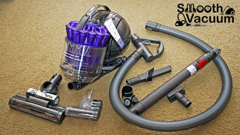 Tools and fittings of Dyson DC39